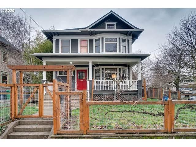 2333 NE Multnomah St, Portland, OR 97232 (MLS #20347230) :: Fox Real Estate Group