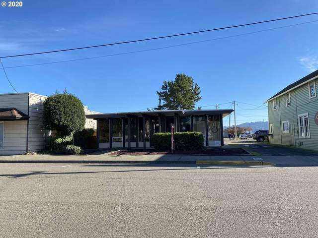 138 Maple St, Florence, OR 97439 (MLS #20348189) :: Song Real Estate