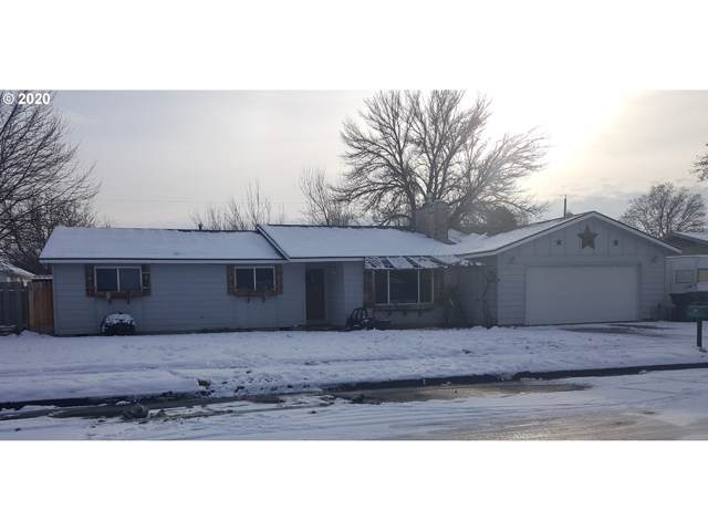 335 W Mckenzie Ave, Hermiston, OR 97838 (MLS #20348200) :: Townsend Jarvis Group Real Estate