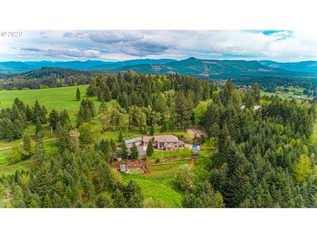 26781 Rowell Hill Rd, Sweet Home, OR 97386 (MLS #20348434) :: Fox Real Estate Group