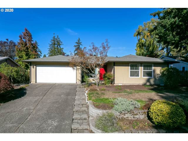 16129 SW Autumn Dr, Aloha, OR 97007 (MLS #20348890) :: Change Realty