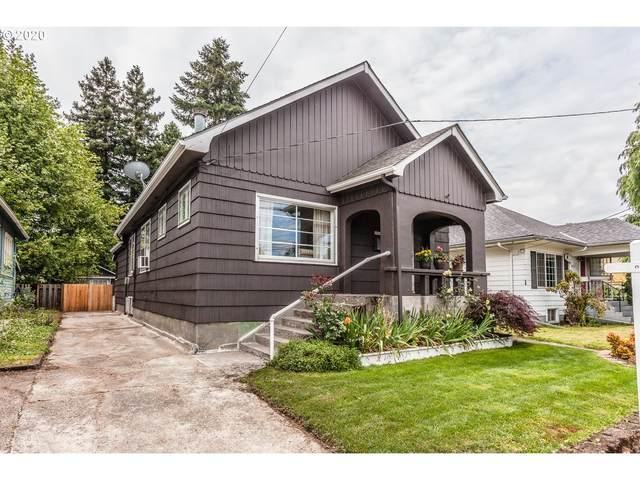 5924 SE Holgate Blvd, Portland, OR 97206 (MLS #20349239) :: Song Real Estate