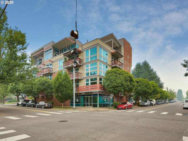 3913 NE Hancock St #500, Portland, OR 97212 (MLS #20349251) :: The Liu Group