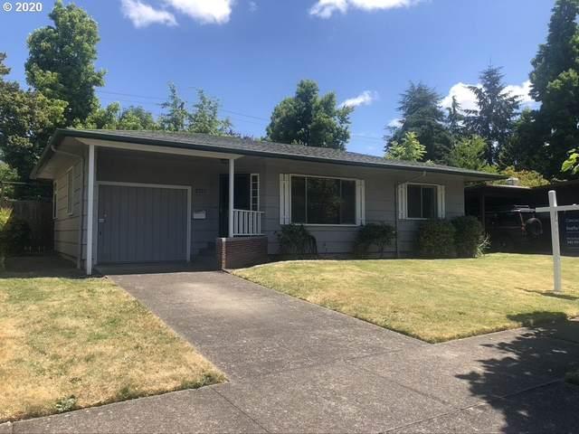2717 Kincaid St, Eugene, OR 97405 (MLS #20349352) :: McKillion Real Estate Group