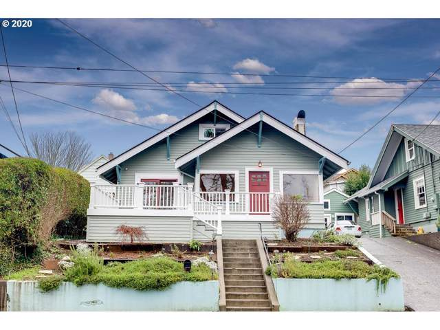 1359 Irving Ave, Astoria, OR 97103 (MLS #20349818) :: Team Zebrowski