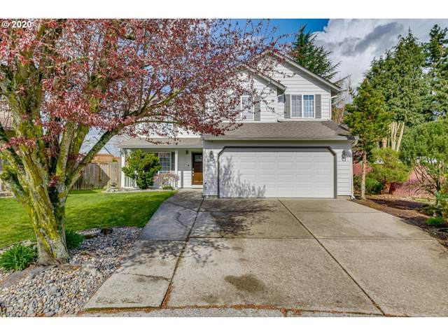 3809 NE 163RD Ct, Vancouver, WA 98682 (MLS #20350016) :: Next Home Realty Connection