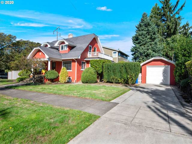 6009 NE Alameda St, Portland, OR 97213 (MLS #20350241) :: Fox Real Estate Group