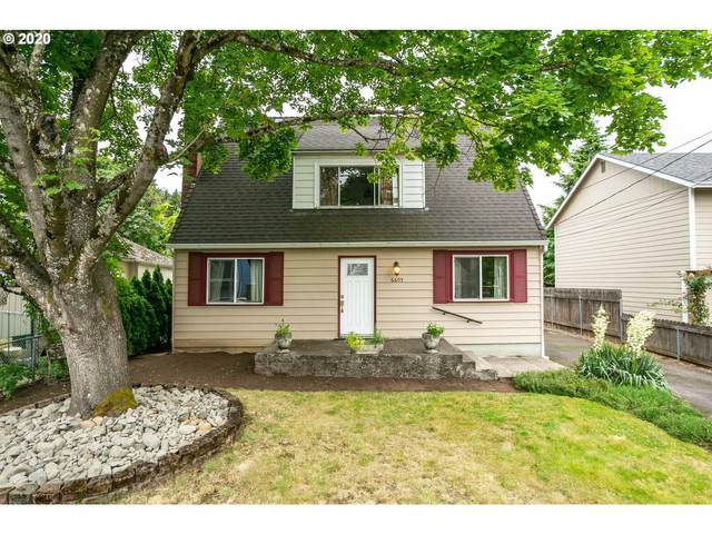 6605 SE 57TH Ave, Portland, OR 97206 (MLS #20350354) :: Next Home Realty Connection