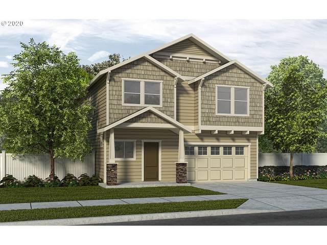 925 Aldrich Way, Monroe, OR 97456 (MLS #20351736) :: Fox Real Estate Group