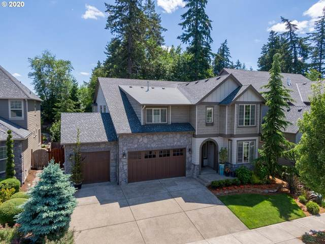 8060 SW Laurelwood Ct, Portland, OR 97225 (MLS #20351786) :: Next Home Realty Connection