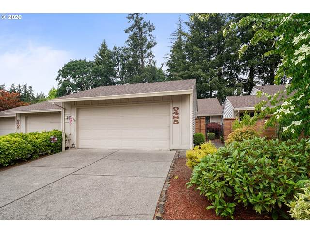 9485 SW Brentwood Pl, Tigard, OR 97224 (MLS #20351928) :: Fox Real Estate Group