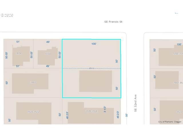 3911 SE 32ND Ave, Portland, OR 97202 (MLS #20352048) :: Holdhusen Real Estate Group