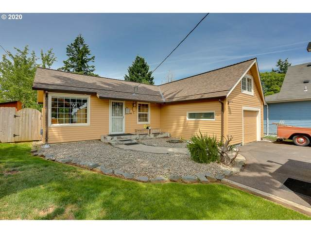 7511 SE Crystal Springs Blvd, Portland, OR 97206 (MLS #20352232) :: Change Realty