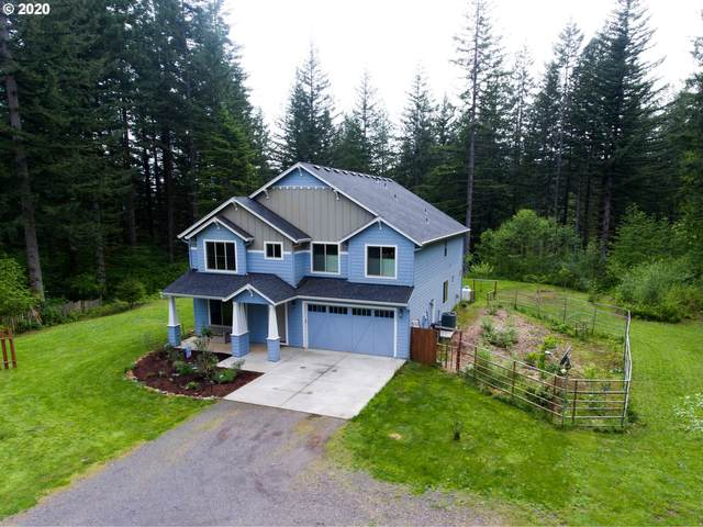 9204 NE Winters Rd, Camas, WA 98607 (MLS #20352427) :: Next Home Realty Connection