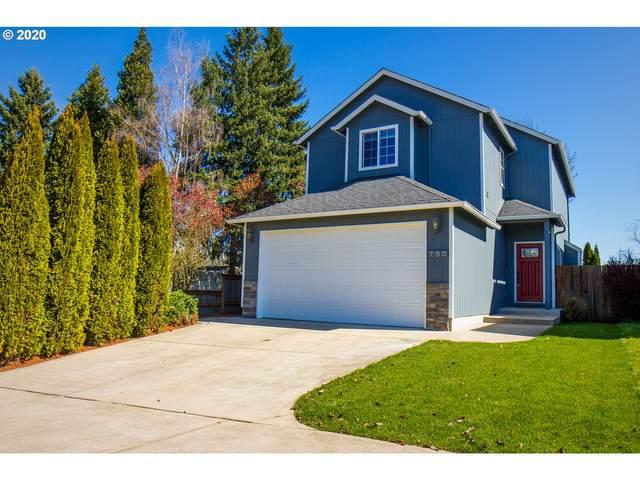 790 Dean Ave, Eugene, OR 97404 (MLS #20352611) :: Song Real Estate