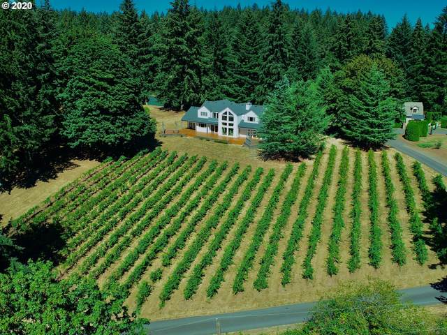 29290 SW Ladd Hill Rd, Sherwood, OR 97140 (MLS #20352767) :: Cano Real Estate