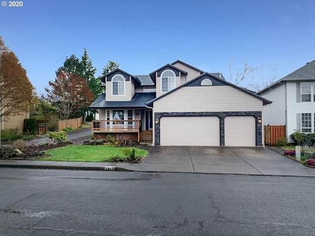 3815 NE 38TH St, Vancouver, WA 98661 (MLS #20352913) :: Change Realty