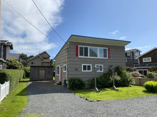 159 W Chisana St, Cannon Beach, OR 97110 (MLS #20353221) :: Change Realty