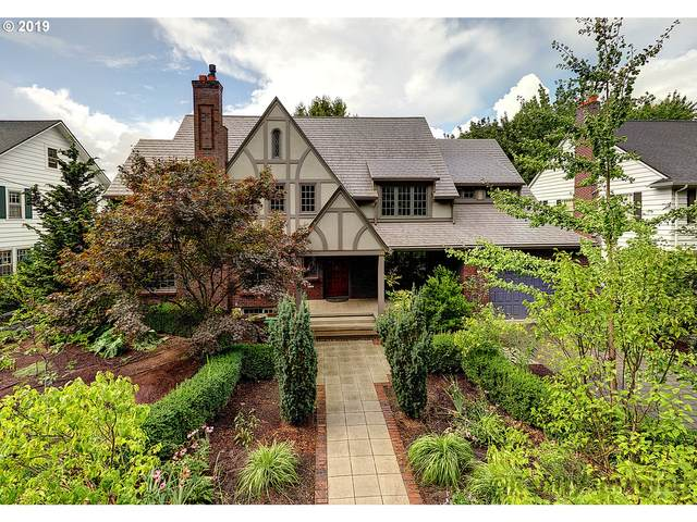 6035 SE Reed College Pl, Portland, OR 97202 (MLS #20353632) :: Townsend Jarvis Group Real Estate
