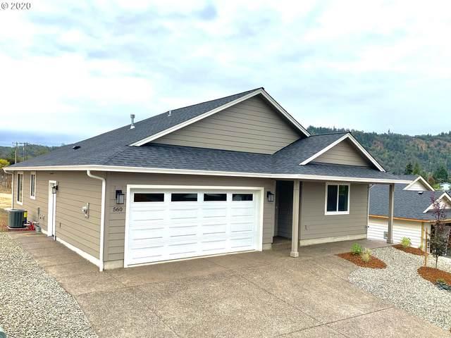 560 SE Rose Ridge Dr, Winston, OR 97496 (MLS #20354075) :: Townsend Jarvis Group Real Estate
