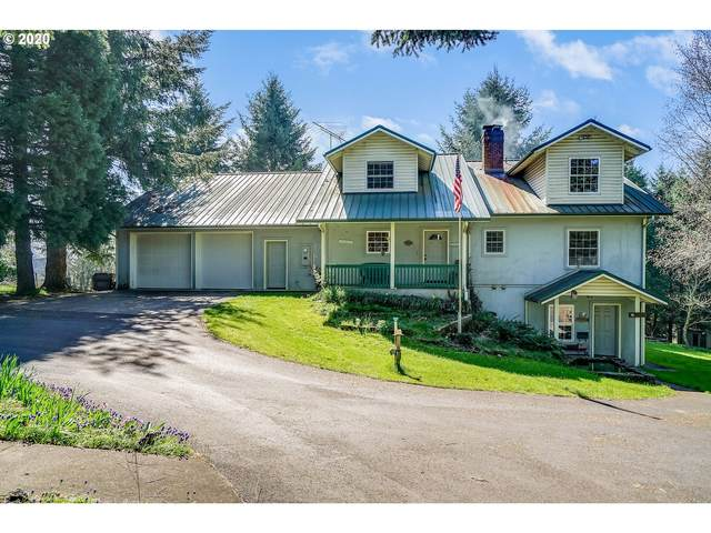 40148 Providence Dr, Scio, OR 97374 (MLS #20354089) :: Coho Realty