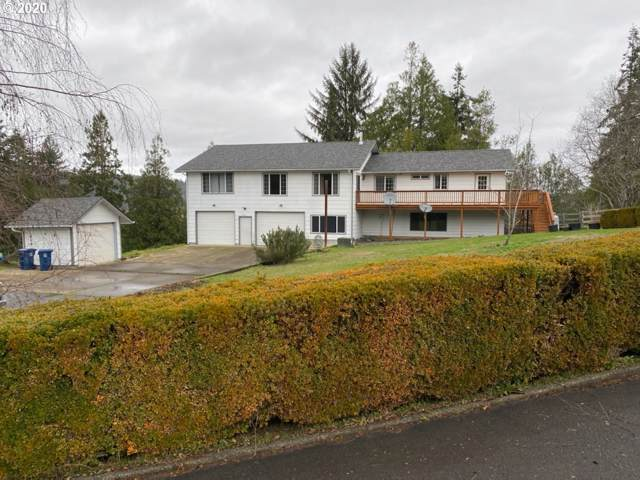 56891 Fat Elk Rd, Coquille, OR 97423 (MLS #20354180) :: Change Realty