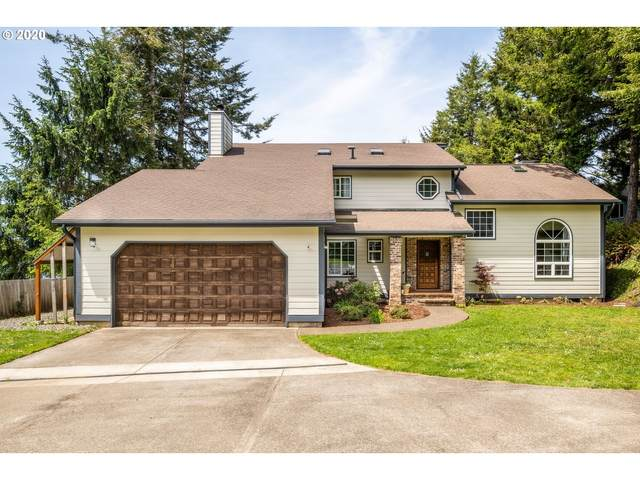 252 SE Yaquina View Dr, Newport, OR 97365 (MLS #20354760) :: The Liu Group