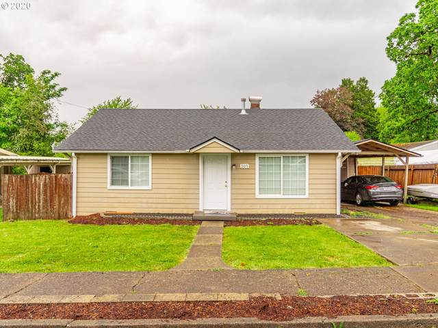 305 7TH Ave, Sweet Home, OR 97386 (MLS #20354844) :: Fox Real Estate Group