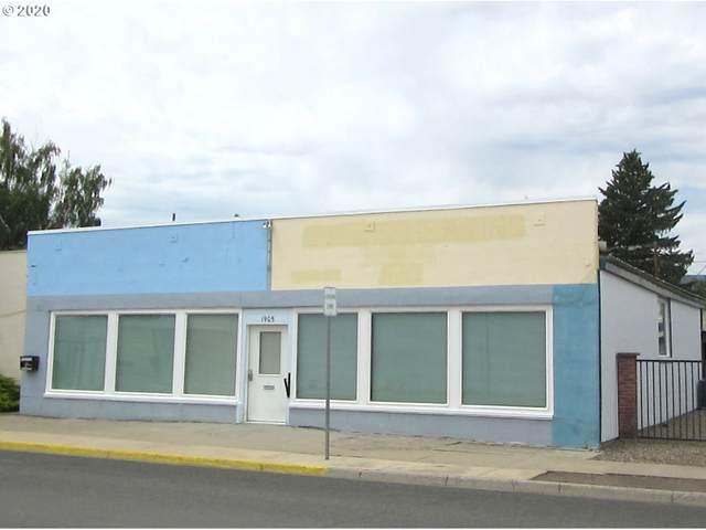 1905 2ND St, Baker City, OR 97814 (MLS #20355395) :: Holdhusen Real Estate Group