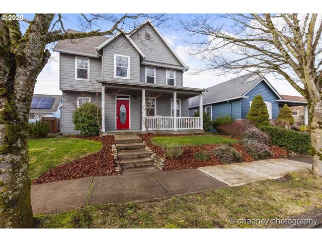 1105 NE Multnomah Dr, Fairview, OR 97024 (MLS #20355551) :: Next Home Realty Connection