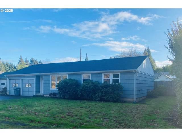 68 Greenleaf Ave, Eugene, OR 97404 (MLS #20355997) :: Soul Property Group