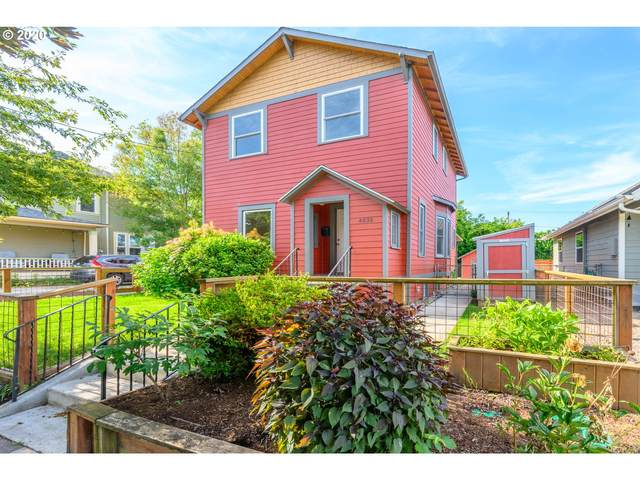 4836 SE Caruthers St, Portland, OR 97215 (MLS #20356248) :: The Liu Group