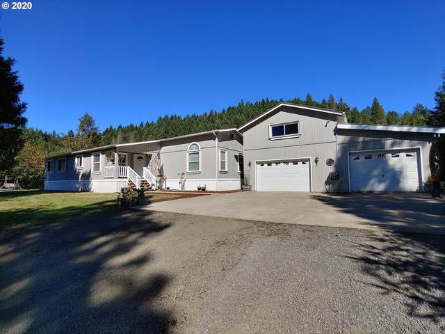 124 Freadman Ln, Winston, OR 97496 (MLS #20356379) :: The Liu Group