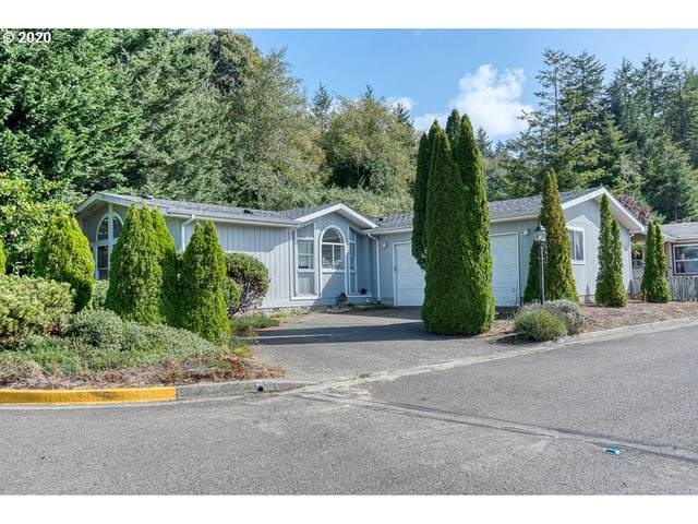 2501 Creekside Ln, North Bend, OR 97459 (MLS #20356477) :: Premiere Property Group LLC