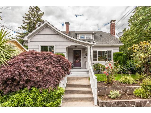 7505 SE Milwaukie Ave, Portland, OR 97202 (MLS #20356496) :: Fox Real Estate Group