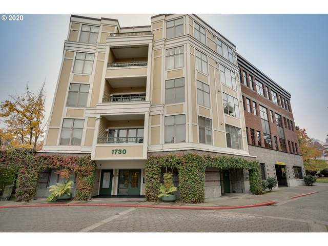 1730 SW Harbor Way #305, Portland, OR 97201 (MLS #20356545) :: Next Home Realty Connection