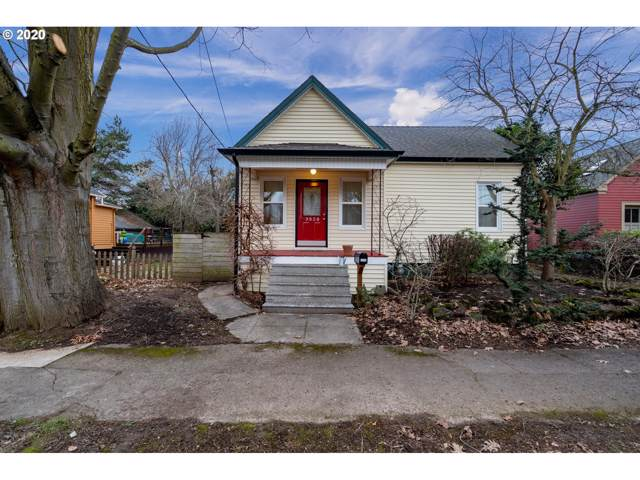 3526 NE 12TH Ave, Portland, OR 97212 (MLS #20356604) :: Matin Real Estate Group