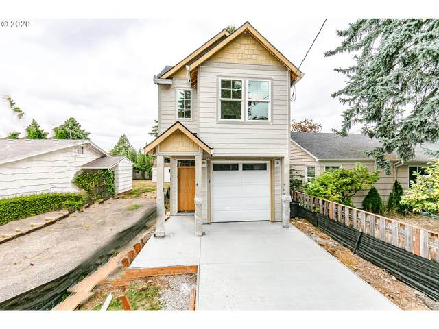 11745 SE Salmon St, Portland, OR 97216 (MLS #20356790) :: Beach Loop Realty