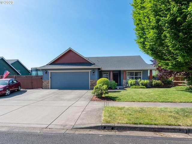 6022 Firestone Dr, Eugene, OR 97402 (MLS #20357472) :: Song Real Estate