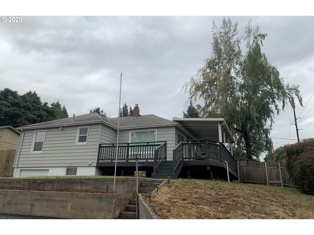 5020 SE 136TH Ave, Portland, OR 97236 (MLS #20357709) :: Brantley Christianson Real Estate