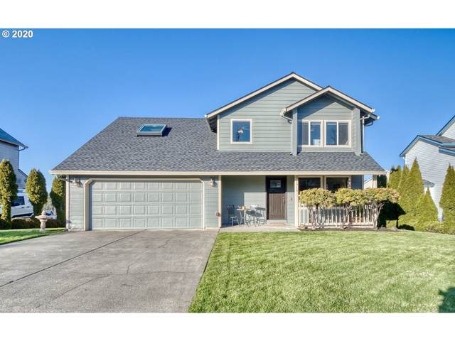 1915 NW 32ND Cir, Camas, WA 98607 (MLS #20357767) :: McKillion Real Estate Group