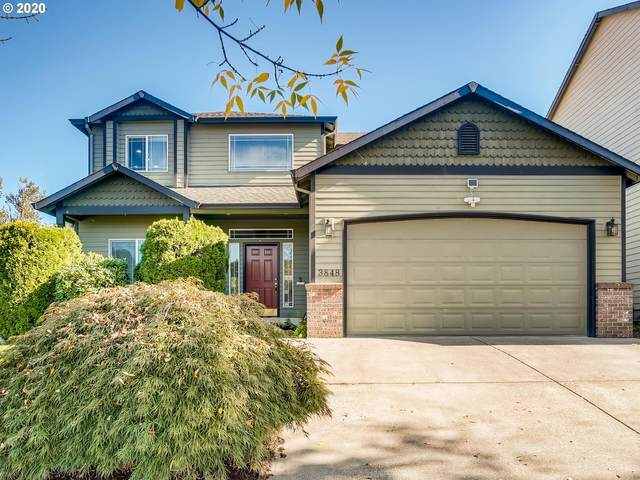 3848 NE 206TH Ave, Fairview, OR 97024 (MLS #20358073) :: Premiere Property Group LLC