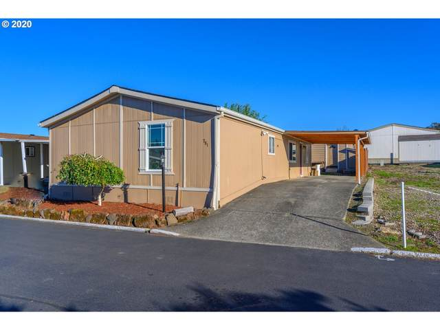 791 SE Valley Forge Way, Beaverton, OR 97006 (MLS #20358277) :: The Galand Haas Real Estate Team