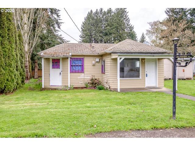 172 N Main St, Jefferson, OR 97352 (MLS #20358298) :: The Galand Haas Real Estate Team