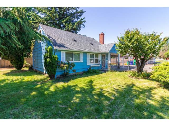 5531 SE 111TH Ave, Portland, OR 97266 (MLS #20358890) :: Song Real Estate