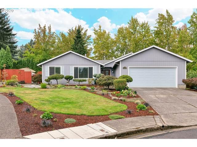 12190 SW Burnett Ct, Beaverton, OR 97008 (MLS #20360293) :: Next Home Realty Connection