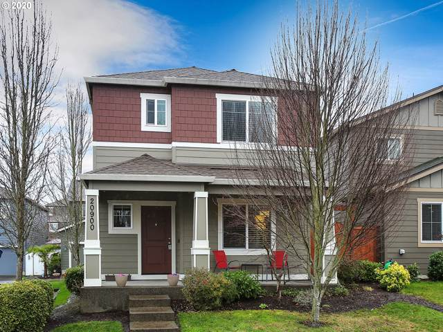 20900 SW Edgemont St, Beaverton, OR 97003 (MLS #20360526) :: Townsend Jarvis Group Real Estate
