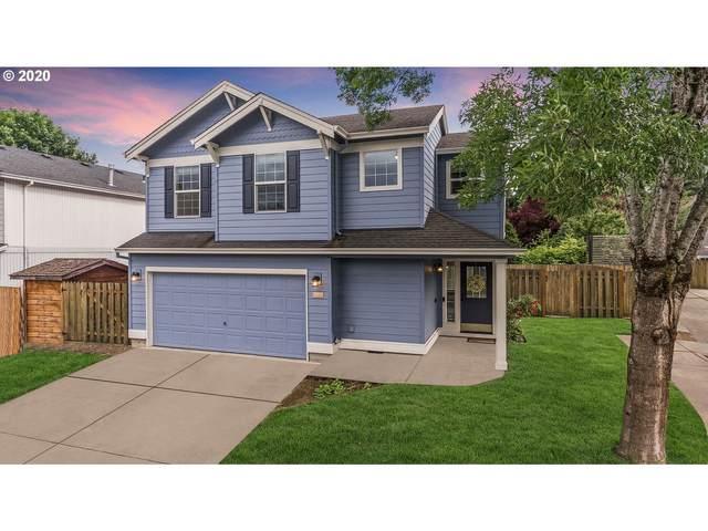 16438 SW Olson Ct, Beaverton, OR 97078 (MLS #20360761) :: Holdhusen Real Estate Group