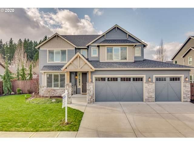 9500 NE 163RD Ave, Vancouver, WA 98682 (MLS #20360832) :: Gustavo Group