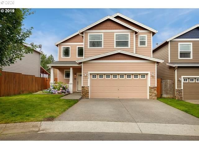 3918 SE 190TH Ave, Vancouver, WA 98683 (MLS #20361287) :: Stellar Realty Northwest